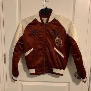 DOPE tiger bomber jacket